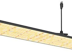VIPARSPECTRA 2020 Pro Series P4000 LED Grow Light 5x5ft Full Spectrum LED Grow Lights with Upgraded SMD LEDs(Includes IR) and Dimmable Plant Grow Lights for Indoor Plants Seeding Veg and Bloom