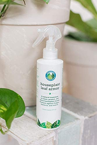 Houseplant Resource Center Plant Leaf Armor – Leaf Shine and Indoor Plant Cleaner Spray – Fortifies and Protects Indoor Plants and Keeps Leaves Green & Gorgeous