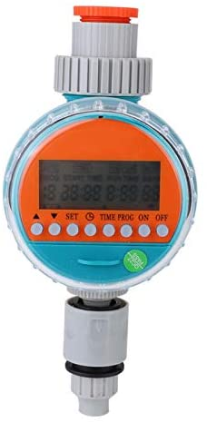 CiCiglow Irrigation Timer, Electronic Water Timer Irrigation Tool, Timed Irrigation Function, Irrigation Controller