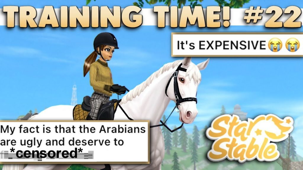 Star Stable Training Time! #22 - Your Fun Facts About SSO! 🌟