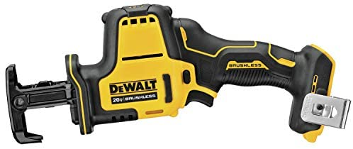 DEWALT ATOMIC 20V MAX Reciprocating Saw, One-Handed, Cordless, Tool Only (DCS369B)