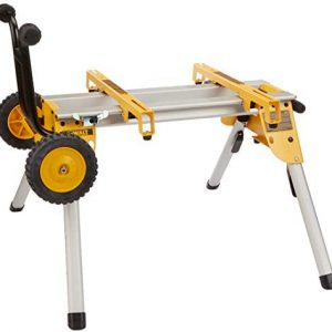 DEWALT Table Saw Stand, Mobile/Rolling (DW7440RS)