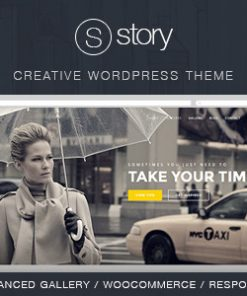 Story - Creative Responsive Multi-Purpose Theme