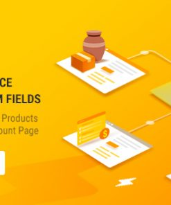 Advanced Custom Fields for WooCommerce