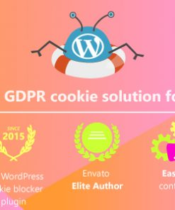 Complete GDPR / AVG / CCPA Cookie Compliance WordPress plugin - WeePie Cookie Allow