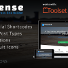 Intense - Shortcodes and Site Builder for WordPress