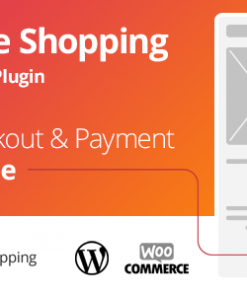 WooCommerce One Page Shopping