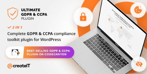 Ultimate GDPR & CCPA Compliance Toolkit for WordPress