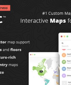 Mapplic - Custom Interactive Map WordPress Plugin
