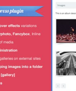 Fancy Gallery - Wordpress plugin