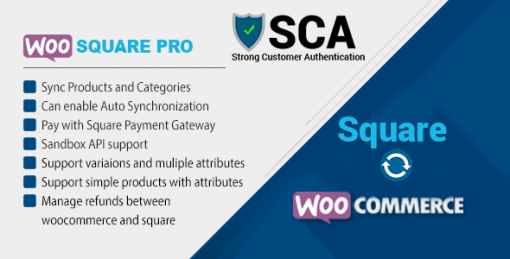 WooSquare Pro - Square For WooCommerce