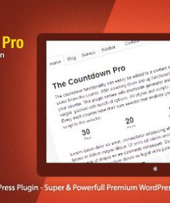 The Countdown Pro