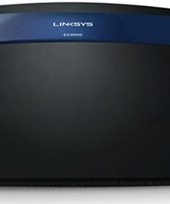 Linksys EA3500 - Dual-Band N750 Router with Gigabit and USB (Renewed)