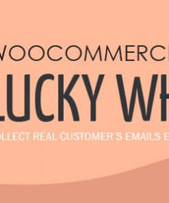 WooCommerce Lucky Wheel - Spin to win
