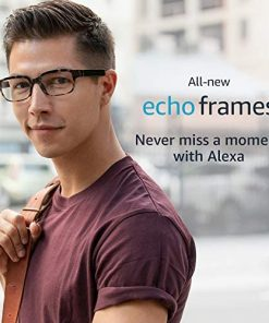 All-new Echo Frames (2nd Gen) | Smart glasses with open-ear audio and Alexa | Modern Tortoise