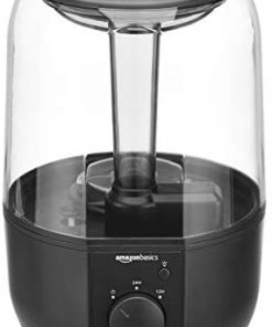 Amazon Basics Humidifier, 4 L, Black