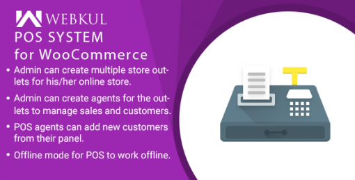 Point of Sale System for WooCommerce (POS Plugin)