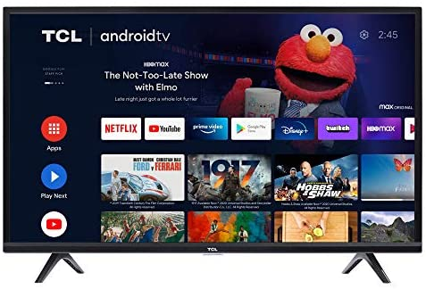 """TCL 32"""" Class 3-Series HD LED Smart Android TV - 32S334"""