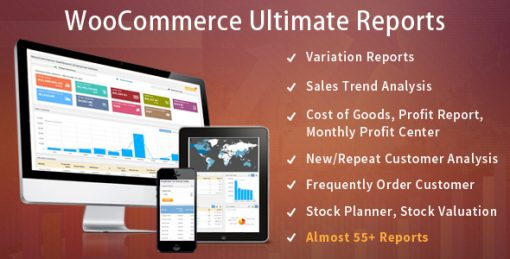 WooCommerce Ultimate Reports