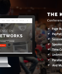 The Keynote - Conference / Event WordPress