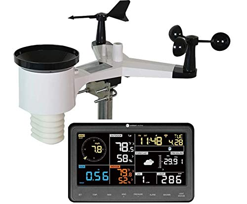 Ambient Weather WS-1900A Osprey Solar Powered Wireless Professional Weather Station