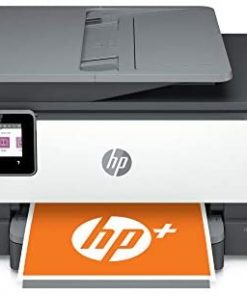 HP OfficeJet Pro 8025e All-in-One Wireless Color Printer for home office, with bonus 6 months free Instant Ink with HP+, works with Alexa (1K7K3A)
