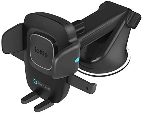 iOttie Easy One Touch Connect Pro (New) - Gen 2 - Hands Free Alexa in Your Car - Car Mount Phone Holder with Alexa Built in for iOS & Android, MFi Certified, Universal