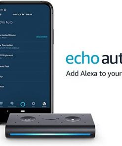 Certified Refurbished Echo Auto- Hands-free Alexa in your car with your phone