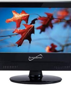"""Supersonic SC-1311 13.3"""" Widescreen LED HDTV"""