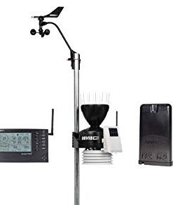 Davis Instruments Vantage Pro2 Weather Station with WeatherLink Live and Console