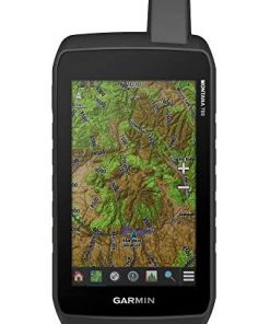 Garmin Montana 700, Rugged GPS Handheld, Routable Mapping for Roads and Trails, Glove-Friendly 5
