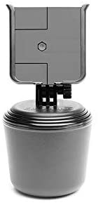WeatherTech CupFone XL Universal Cup Holder for Car Phone Mount Automobile Cradle Compatible with iPhone and Cell Phones