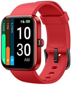 YAMAY Smart Watch for Android Phones Compatible with iPhone Samsung 2021 Ver., Watch for Men Women with 1.69