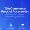 WooCommerce Product Accessories