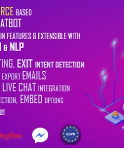 ChatBot for WooCommerce - Retargeting, Exit Intent, Abandoned Cart, Facebook Live Chat - WoowBot